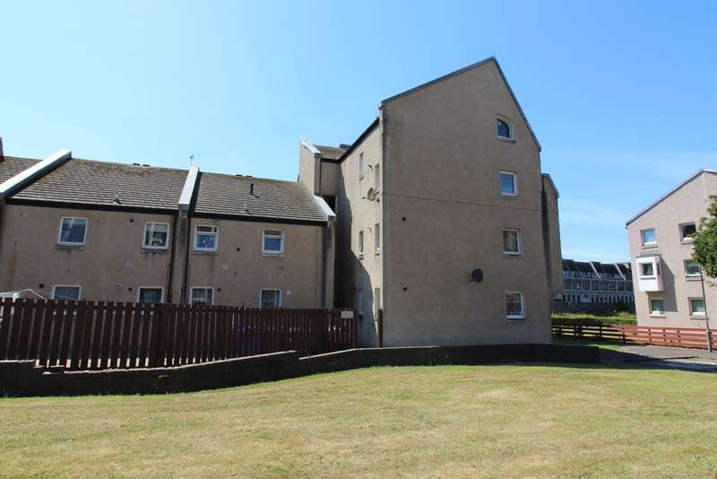 1 Bedroom Ground Flat for sale in Strathayr Place, Ayr, KA8
