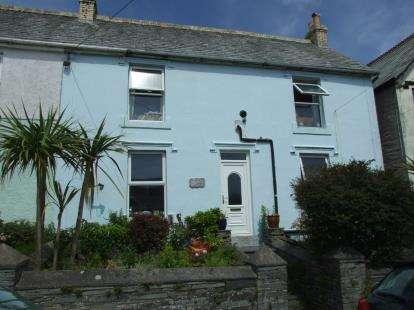 5 Bedrooms Semi Detached House for sale in Delabole, Cornwwall