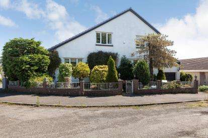 4 Bedrooms Detached House for sale in Donaldfield Road, Bridge Of Weir