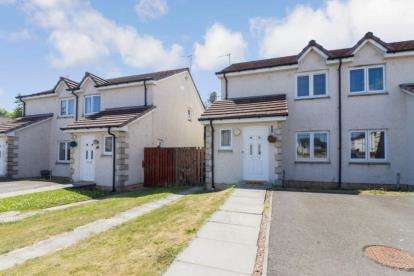 2 Bedrooms Semi Detached House for sale in Bellevue Park, Alloa