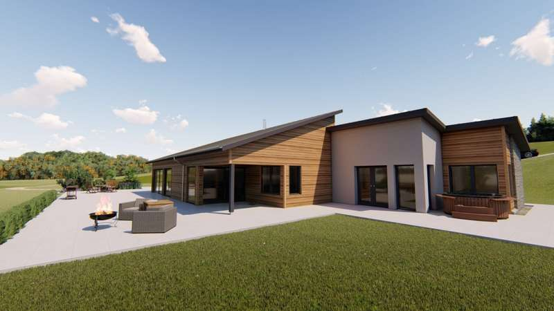 4 Bedrooms Detached House for sale in Premier Properties Blackpark Farm , Inverness, IV3