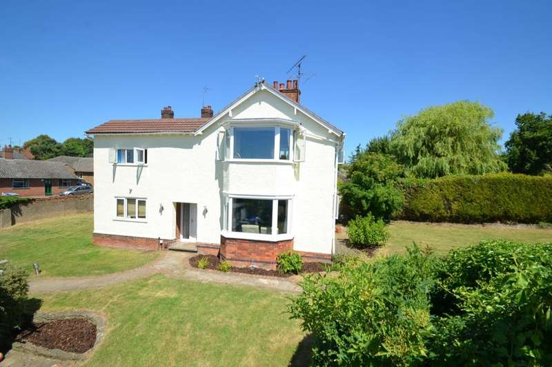 4 Bedrooms Detached House for sale in Beatrice Road, Kettering, NN16