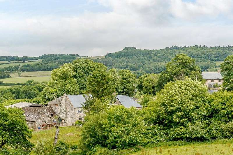 9 Bedrooms Detached House for sale in Marshwood, Bridport, Dorset