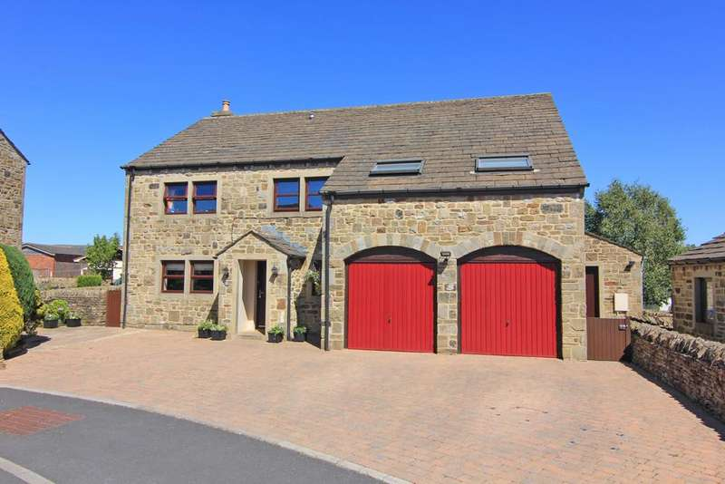 7 Bedrooms Detached House for sale in 8 New Laithe Close, Overdale Grange, Skipton