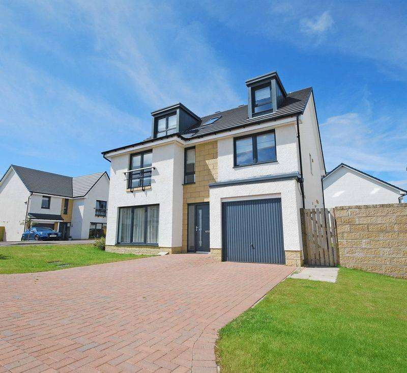 5 Bedrooms Detached Villa House for sale in 47 Kings Park, Ayr, KA8 9NZ