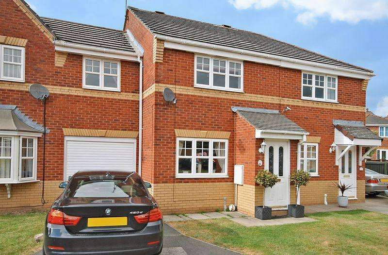 3 Bedrooms Town House for sale in Southey Close, Widnes