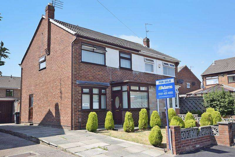 3 Bedrooms Semi Detached House for sale in Clincton View, Widnes