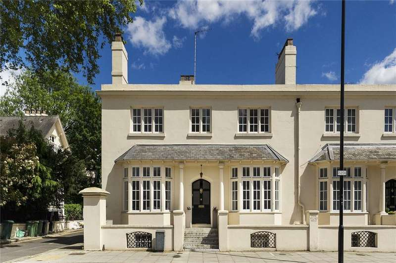 3 Bedrooms House for sale in Park Village West, London