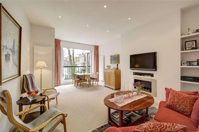 2 Bedrooms Flat for sale in Brechin Place, South Kensington,, London, SW7