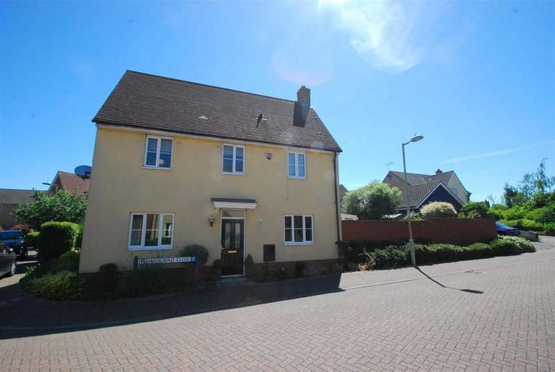 3 Bedrooms End Of Terrace House for sale in Hummingbird Close, Bury St. Edmunds