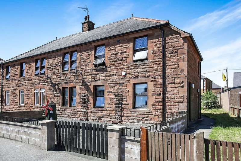 3 Bedrooms Flat for sale in Stakeford Street, Dumfries, DG2