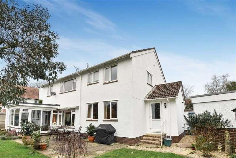4 Bedrooms Detached House for sale in Sarlsdown Road, Exmouth, Devon, EX8