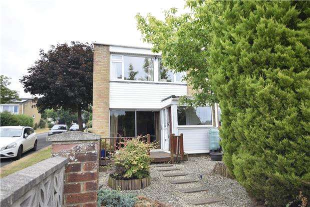 3 Bedrooms Town House for sale in Wickham View, Stapleton, BRISTOL, BS16 1TQ
