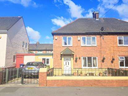 3 Bedrooms Semi Detached House for sale in Steele Crescent, Middlesbrough, .