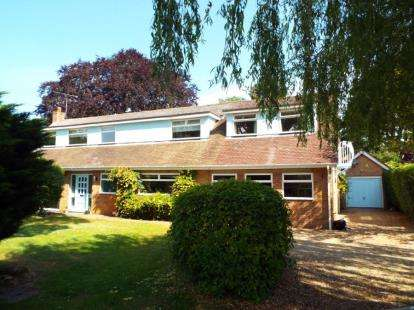4 Bedrooms Detached House for sale in Congham, King's Lynn, Norfolk