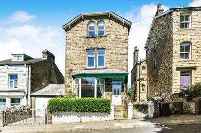 4 Bedrooms Detached House for sale in Borrowdale Road, Lancaster, Lancashire, LA1
