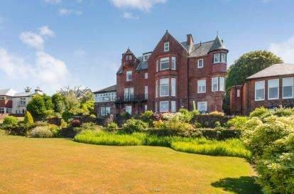 2 Bedrooms Flat for sale in Eglinton Gardens, Skelmorlie