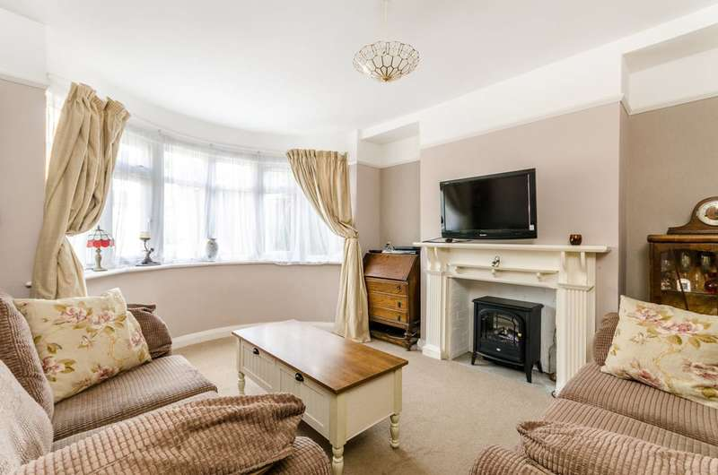 3 Bedrooms End Of Terrace House for sale in Covington Way, Norbury, SW16