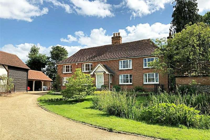 5 Bedrooms Detached House for sale in Ongar Road, Dunmow, Essex