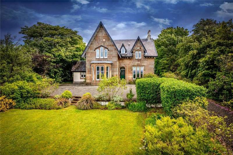 5 Bedrooms Detached House for sale in Strathlee, Cove, Helensburgh, G84