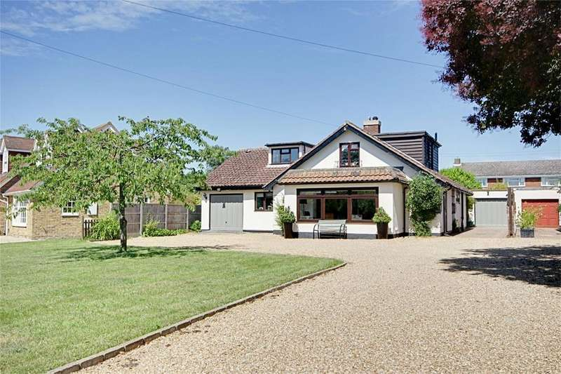 4 Bedrooms Detached House for sale in Wrights Green, Little Hallingbury, Bishop's Stortford, Herts