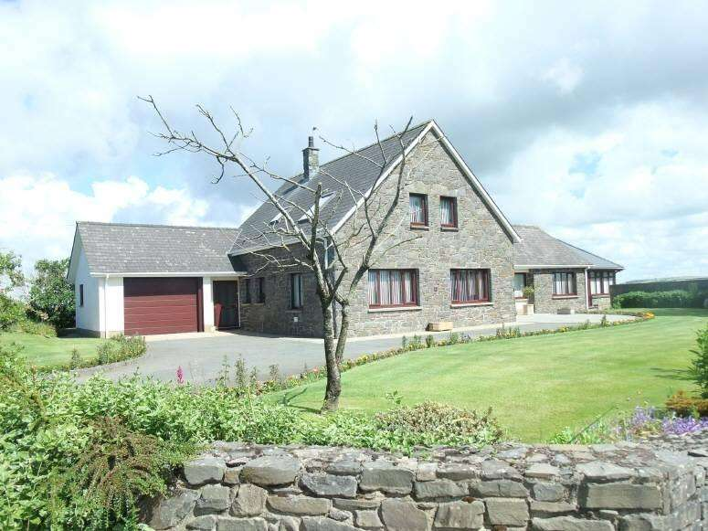 4 Bedrooms Farm House Character Property for sale in Monington, Cardigan, Pembrokeshire