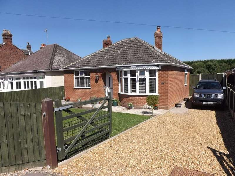 2 Bedrooms Detached Bungalow for sale in Sutton St James