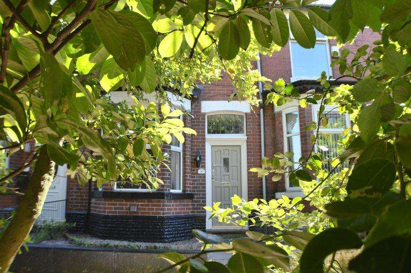 3 Bedrooms Terraced House for sale in Steeles Avenue, Hyde