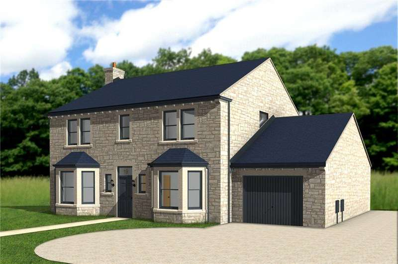 4 Bedrooms Detached House for sale in Manor Park, Scarcroft, Leeds, West Yorkshire