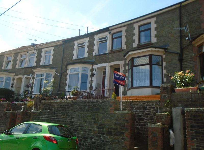3 Bedrooms Terraced House for sale in Llyn Crescent, FERNDALE