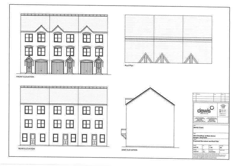 Land Commercial for sale in Bangor, Gwynedd