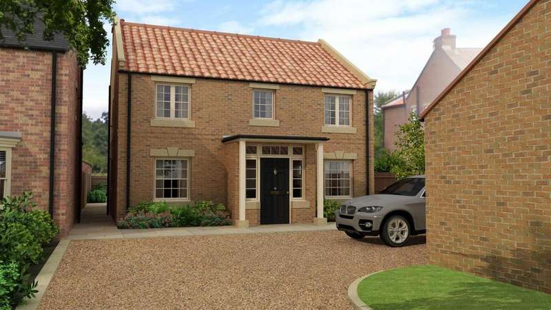 4 Bedrooms Detached House for sale in Mulberry House (Plot 1), The Meadows, Tollerton Road, Huby, York