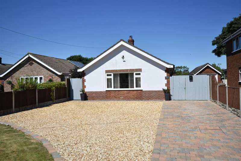 4 Bedrooms Detached Bungalow for sale in Scarle Lane, Eagle