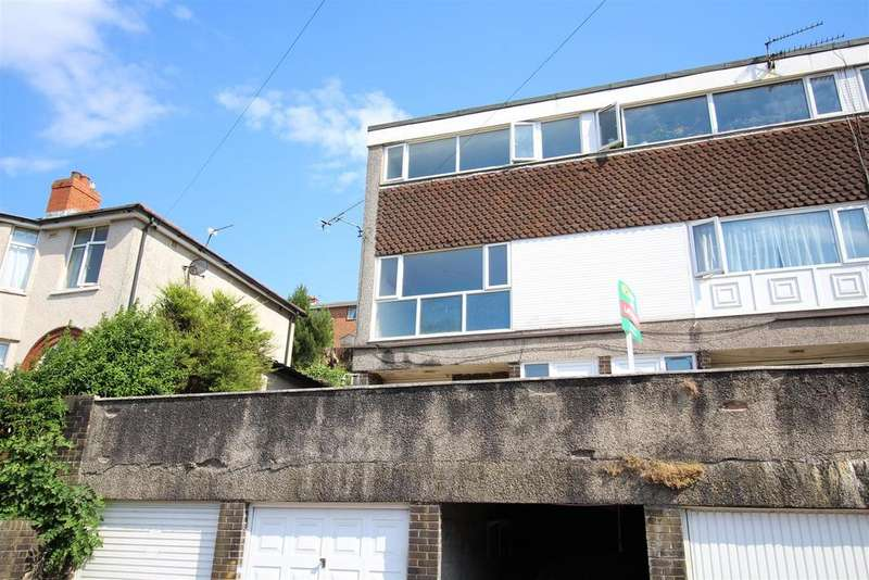2 Bedrooms Maisonette Flat for sale in East Grove Road, Newport