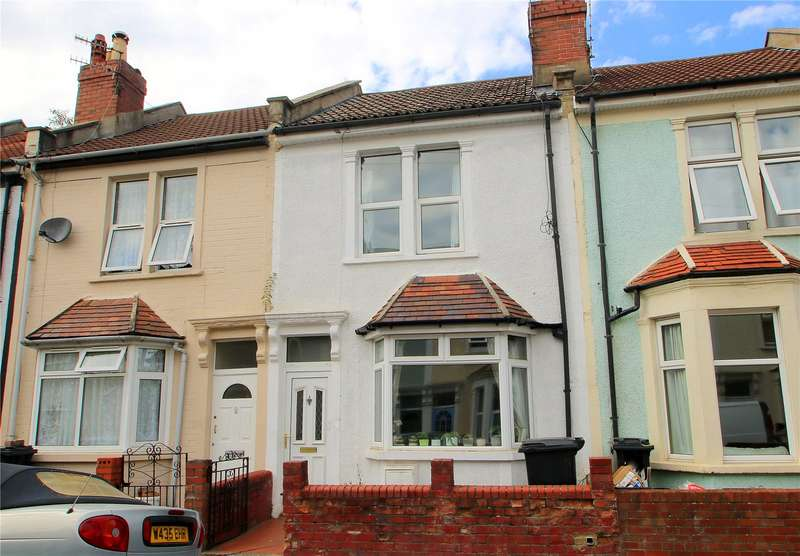 2 Bedrooms Terraced House for sale in Garnet Street Bedminster Bristol BS3