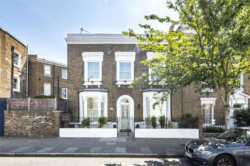 3 Bedrooms Semi Detached House for sale in Southgate Road, London, N1