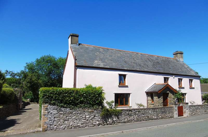 4 Bedrooms Farm House Character Property for sale in Old Bedwas Road, Porset, Caerphilly
