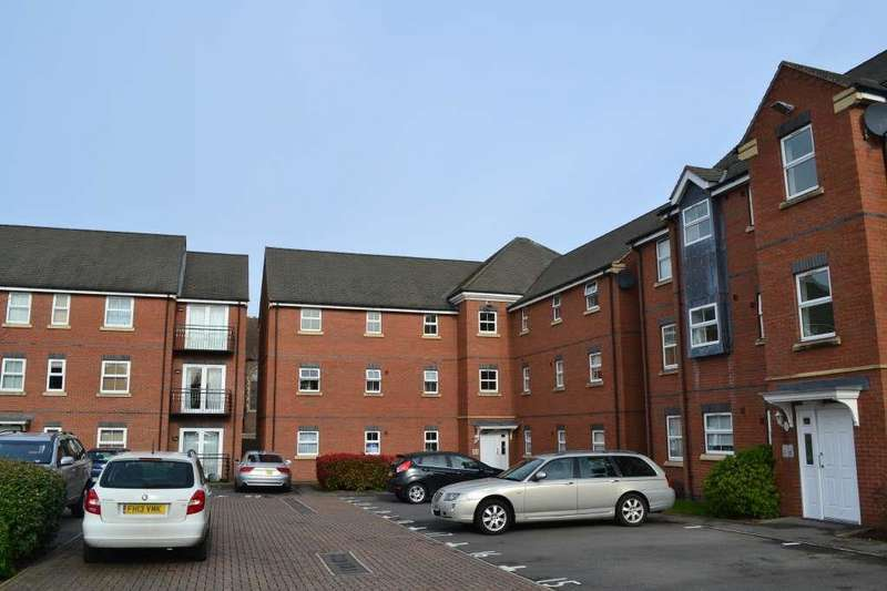 2 Bedrooms Apartment Flat for sale in Trinity Street, Loughborough, Leicestershire
