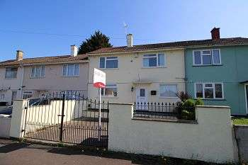3 Bedrooms Terraced House for sale in Fulford Road, Hartcliffe