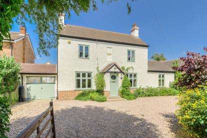 3 Bedrooms Detached House for sale in Keeley Lane, Wootton, Bedford, Bedfordshire
