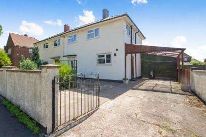 3 Bedrooms Semi Detached House for sale in Greystoke Avenue, Bristol, Somerset