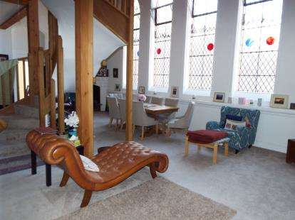 2 Bedrooms Flat for sale in The Old Chapel, 41 Grosvenor Gate, Leicester, Leicestershire