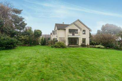 5 Bedrooms Detached House for sale in Mannamead, Plymouth, Devon