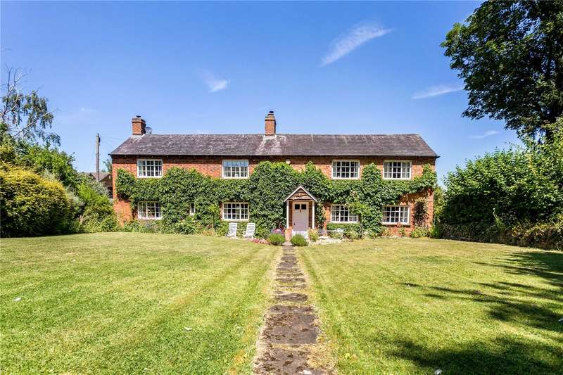 4 Bedrooms Detached House for sale in School Lane, Warmington, Banbury, OX17
