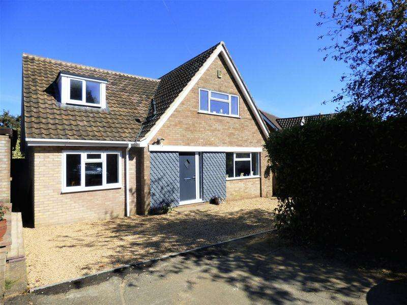 4 Bedrooms Detached House for sale in Chestnut Avenue, Northampton