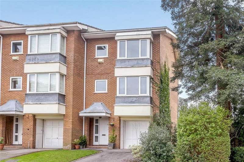 3 Bedrooms End Of Terrace House for sale in Cleevelands Drive, Cheltenham, Gloucestershire, GL50