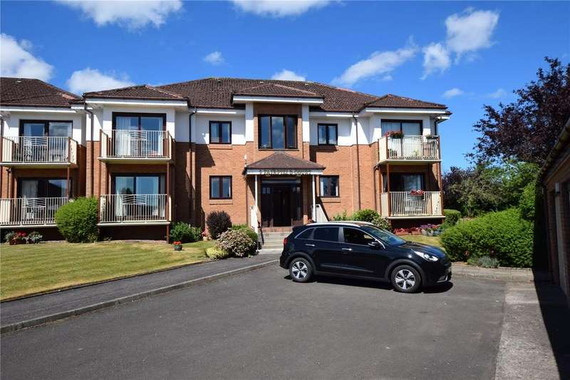 2 Bedrooms Apartment Flat for sale in Fairfield Court, Clarkston, Glasgow