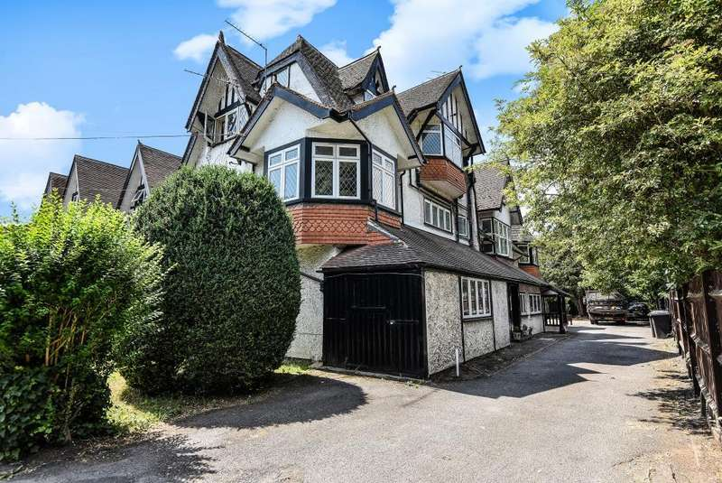 2 Bedrooms Flat for sale in Bath Road, Maidenhead, SL6