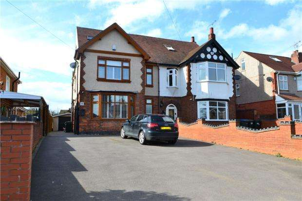 4 Bedrooms Semi Detached House for sale in Hinckley Road, Coventry, West Midlands