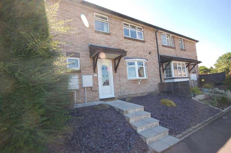 3 Bedrooms Semi Detached House for sale in Lavers Close, Bristol, BS15 9ZG
